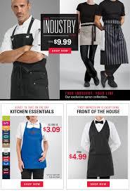 Men Cooking Aprons Chef Aprons Waist Aprons U0026 Kitchen Aprons At Chef Uniforms