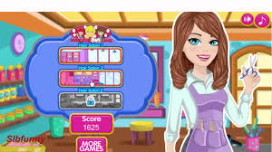 makeover room decoration clean up hair salon 2 games youtube