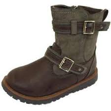 s flat boots sale uk childrens flat brown zip up winter biker boots