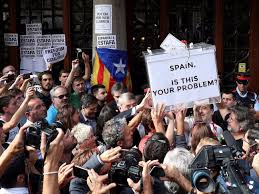 catalonia what is happening with its independence bid from spain