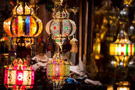 moroccan culture morocco lamp souk pictures images and stock