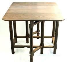 drop leaf craft table drop leaf craft table antique vintage arts and crafts tiger oak