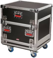 Audio Rack Case Gator 14u Over 6u Rack Case W Casters Sweetwater