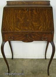 antique drop front desk antique drop front oak desk antique ladies oak drop front desk at