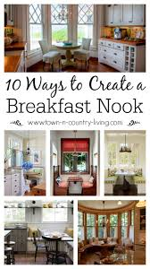 10 charming breakfast nook ideas town u0026 country living