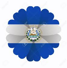 Salvadoran Flag El Salvador Flag Clipart Collection