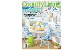 Interior Design Magazine Subscriptions by Up To 37 Off Country And Garden Magazine Subscriptions Groupon