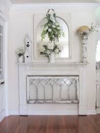 Shabby Chic Fireplace by 20 Best Shabby Chic Interiors Images On Pinterest Live Home And