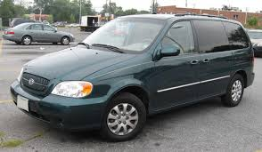 2007 kia sedona information and photos zombiedrive