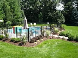 backyard pool designs perth with pools home interior decorating