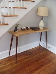 Oak Slab Table by Epoch Live Edge Wood Slab Tables