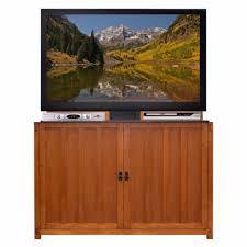 touchstone 74006 grand elevate mission oak touchstone u0027s tv lift