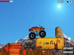 monster truck demolisher free game gamehouse