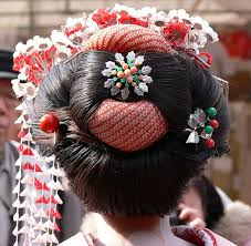 kanzashi hair ornaments geisha hair and kanzashi styles japan powered