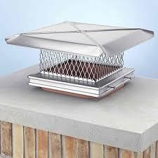 single flue chimney cap flue caps northline express