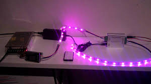 Mini Led Light Strips by Long Distance Rgb Led Amplifier Installation Diy Youtube
