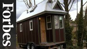 engineer u0027s tiny house on wheels forbes youtube