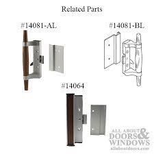 Locks Sliding Patio Doors Pull And Key Lock Sliding Patio Door International Aluminum