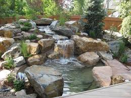 amazing small water garden feature ideas complete with small creek