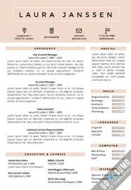 Resume Templates With Cover Letter Creative Cv Template Fully Editable In Word And Powerpoint