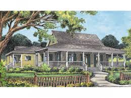 louisiana raised house plans