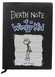 Wimpy Meme - death note of a wimpy kid death note know your meme