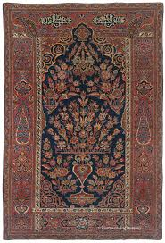 Worn Oriental Rugs Rare Antique Rug Collectible Persian Rug Kashan Prayer Rug