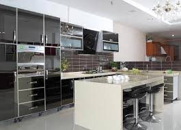 Stainless Steel Kitchen Cabinets Amazing Flat Panel Cabinet Doors - Kitchen cabinets steel