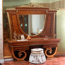 Italian Luxury Bedroom Furniture by Aphrodite Luxury Dressing Table And Mirror Decor And More
