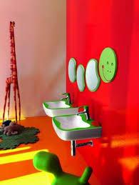 Orange Kids Bathroom Design Ideas  Pictures Zillow Digs Zillow - Bathroom design for kids