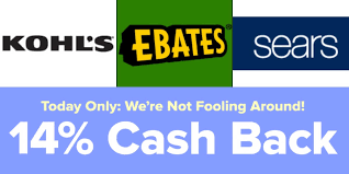 target black friday ebates ebates 14 cash back deals kohl u0027s sears nike and more today