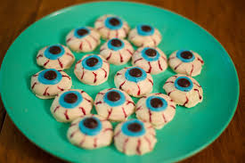 eyeball cookies youtube