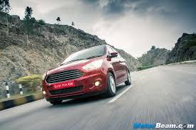2015 ford figo aspire test drive review