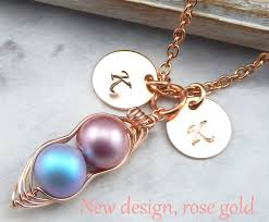 two peas in a pod jewelry gold two peas in a pod necklace things for