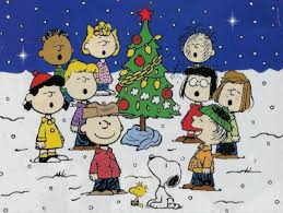 peanuts christmas soundtrack a brown christmas merry snoopy singing in snow animation