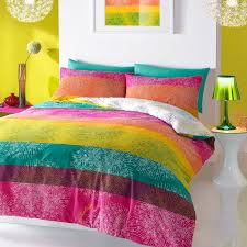 Bright Duvet Cover 132 Best Colorful Images On Pinterest Duvet Covers Bedroom