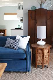 blue sofa living room 83 best blue couches images on pinterest blue couches