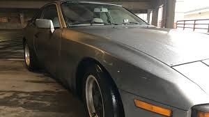 porsche 944 gold a new youtuber u0027s opinion of the 1983 porsche 944 youtube