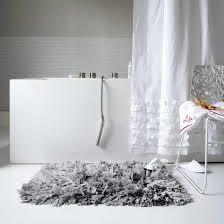 Grey Bathroom Accessories by Looking Good Bath Mat