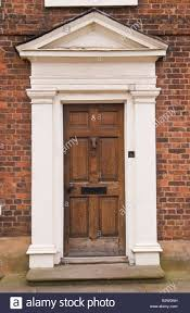 Exterior Door Pediment And Pilasters Exterior Door Pediment And Pilasters Exterior Doors Ideas
