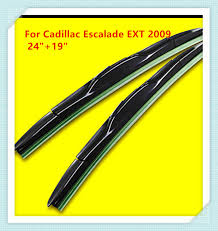 cadillac escalade replacement parts 3 section rubber windscreen wipers for cadillac escalade ext 2009