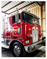 kenworth dealers in texas firefighter family reconnects over fire truck rebuild by texas