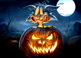 scary halloween wallpaper free halloween cat wallpaper images reverse search