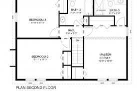 simple colonial house plans gallery for colonial style homes floor plans simple colonial house