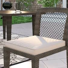 outdoor seat cushions u0026 furniture covers birch lane