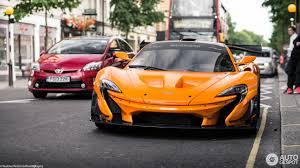mclaren p1 2017 mclaren p1 lm 4 august 2017 autogespot