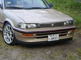 toyota corolla ae90 ramon23 1992 toyota corolla specs photos modification info at