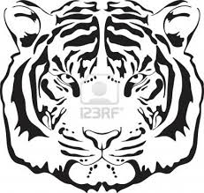 Tete De Tigre Dessin Az Coloriage free image