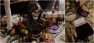 tammy wayne greenville country club wedding halloween