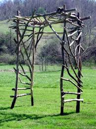 Wedding Arches Made Twigs 22 Best Images About Wedding Arbor Items On Pinterest Gardens